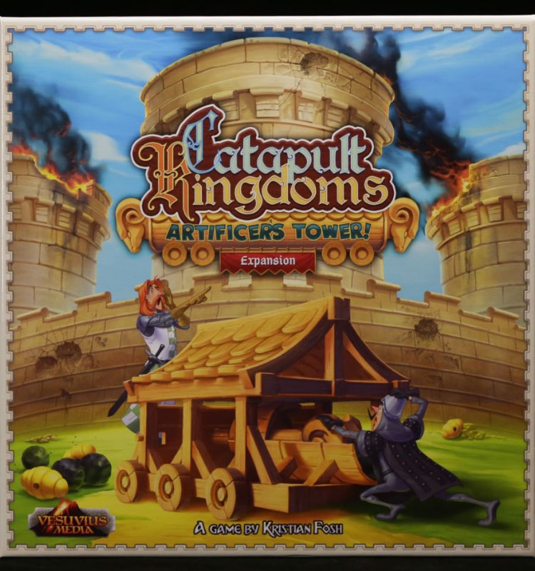 Catapult Kingdoms Artificers Tower